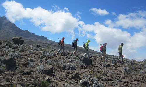 Climbing-Mt-Kilimanjaro