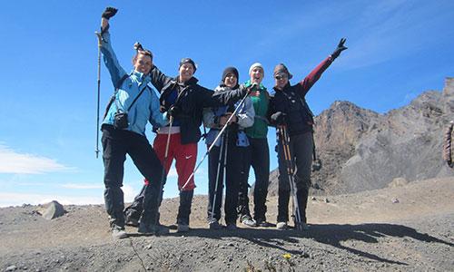 Dreamteam - Mount Kilimanjaro