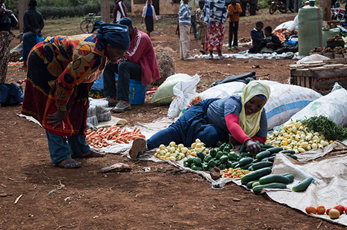 Karatu Market with Godson Adventures