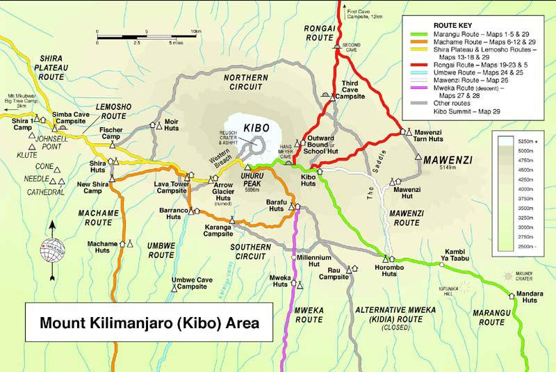 Kili-map
